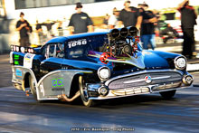 The CCI Motorsports Buick Pro Mod Tossed The Crankshaft in qualifying