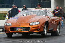 Mel Nelson Takes The Extreme Drag Radial Title Home