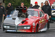 Mike Stawicki's Firebird Pro Mod Blasts Off The Starting Line
