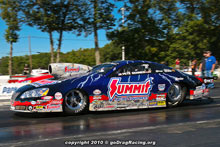 Pete Berner Is Unstoppable Winning The MMPSA.org Pro Stock Title At The shakedown At E Town 2010