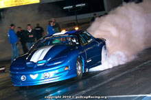 Shawn Zubler Upsets TJ Kasper In The Twin Turbo Trans Am