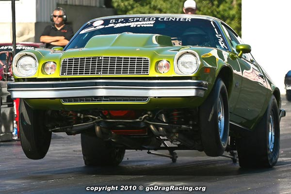The Website For Street Legal Drag Racing Information